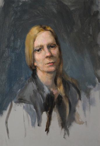 Portrait study (Lauren)