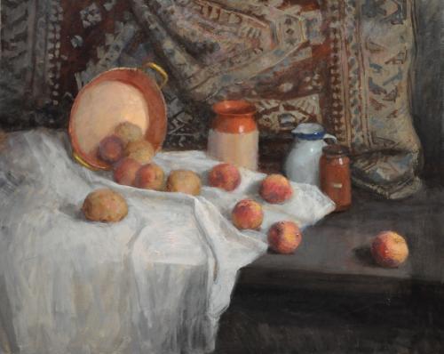 Peaches and Potatoes